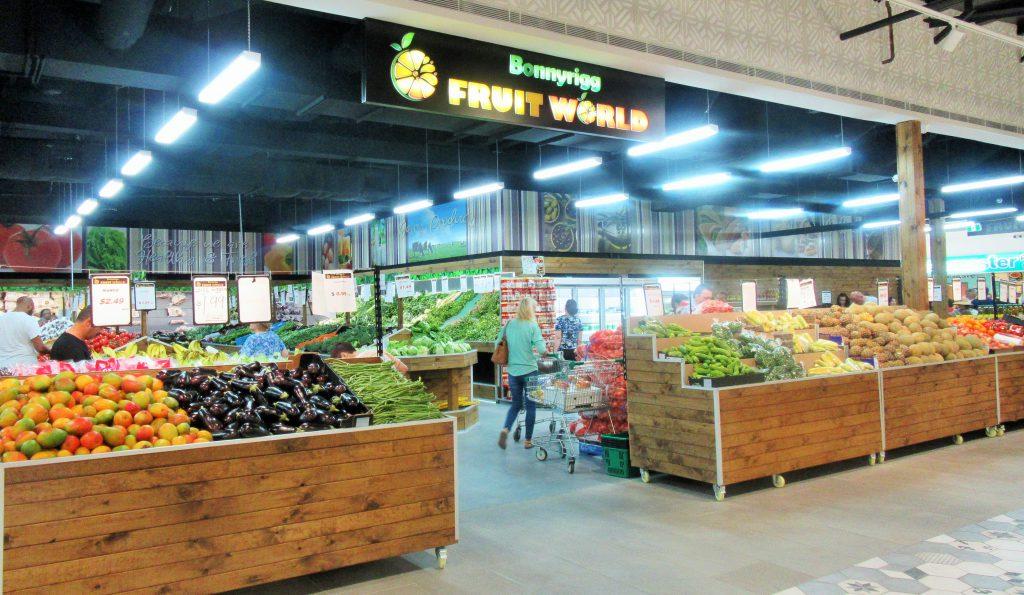 Bonnyrigg Fruit World - Bonnyrigg Plaza